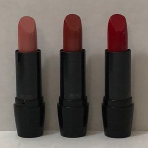 Lancôme 3pc color design lipstick
